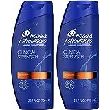 Head and Shoulders Shampoo, Anti Dandruff and Scalp Care, Clinical Strength Seborrheic Dermatitis Treatment, 23.7 fl oz…