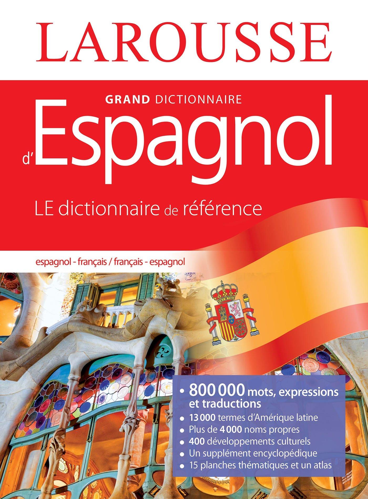 Grand Dictionnaire Français Espagnol Amazon Co Uk