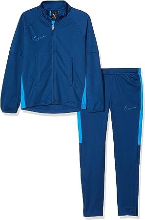Nike B Nk Dry Acdmy TRK Suit K2 Chándal, Niños: Amazon.es ...