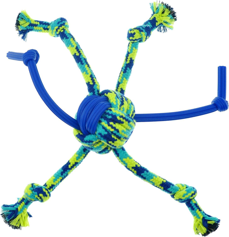 K9 Fitness por Zeus Cuerda y TPR. Pelota de araña, 30,48 cm ...