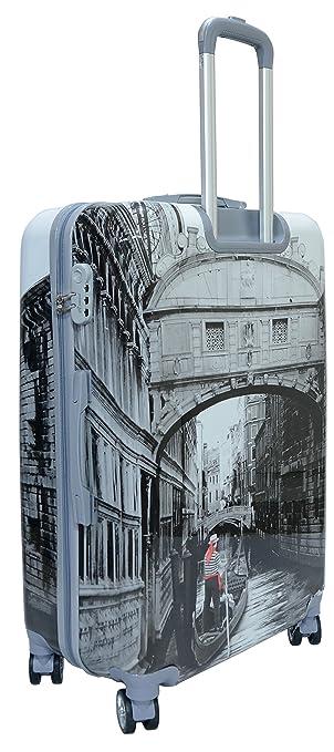 99abdb388e57 Morano 3-Piece Luggage Travel Set Bag PC Trolley Suitcase (28