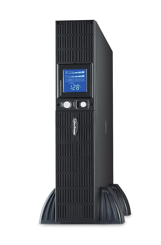 AVR 8 Outlets CyberPower OR2200LCDRT2U Smart App LCD UPS System 2U Rack//Tower 2200VA//1320W