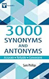 3000 Synonyms and Antonyms (English Improvement for Success)