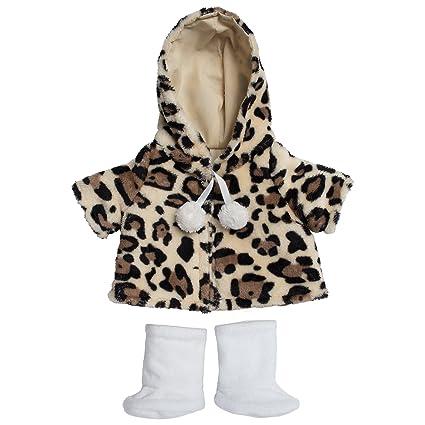 2bfc0b82b7af4 Amazon.com: Manhattan Toy Baby Stella Bundle Up Baby Doll Clothes for 15