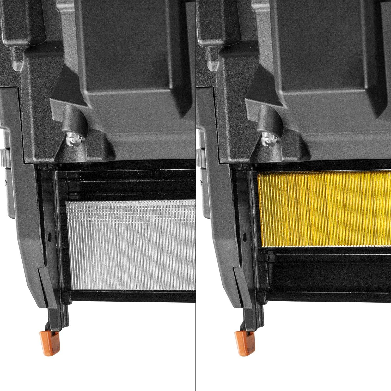 Freeman PE2118G 18 Volt 2-in-1 18 Gauge Cordless Nailer /& Stapler Prime Global Products