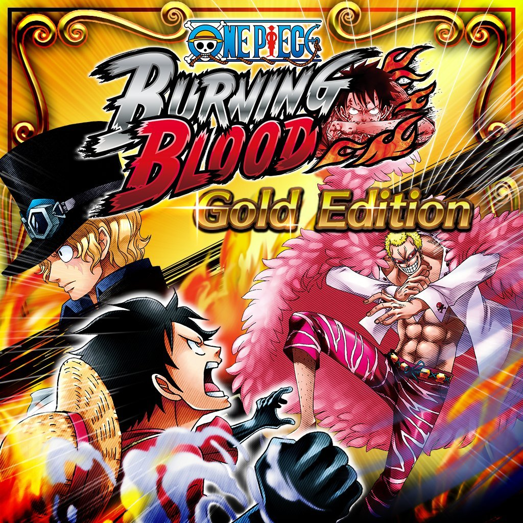 one piece burning blood gold edition ps4 digital code