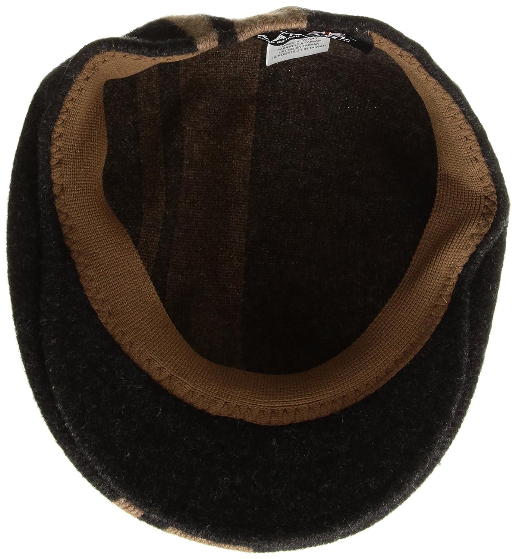 01a363f446075 Kangol Men's Code Stripe 504 at Amazon Men's Clothing store: