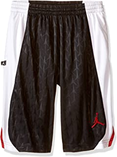new styles 923ac 36732 Air Jordan Boys Dri-Fit Flight Knit Basketball Shorts