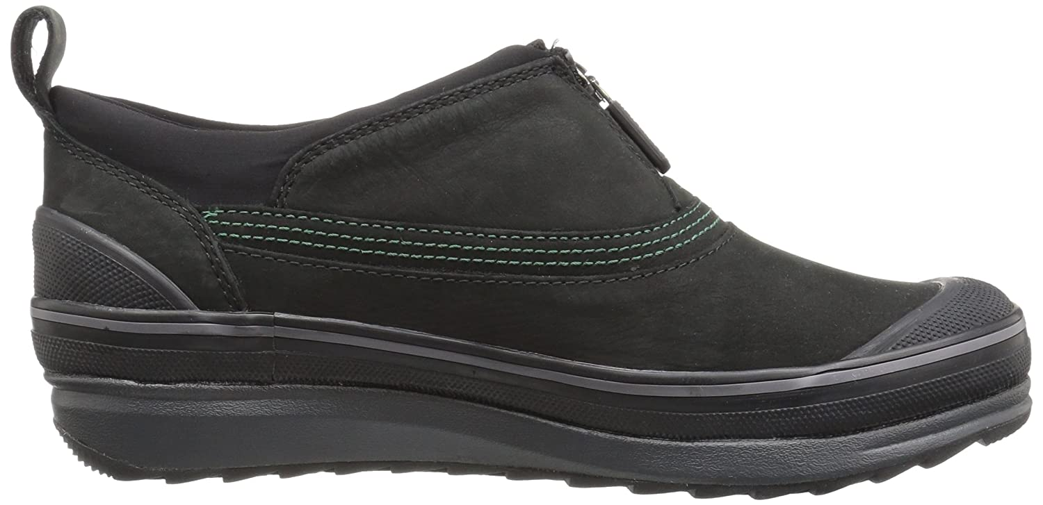 Clarks Muckers Mist Snow Boot para mujer, ante marr¨?n / textil, 5.5 M US