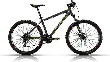 Megamo Natural 50 Bicicleta de Montaña, Hombre, Gris, M: Amazon.es: Deportes y aire libre