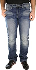 BUFFALO King Jeans - Blue - Mens - 33 x 32
