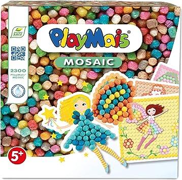 PlayMais 80.160669 Classic Collector Toolbox Craft Set Mixed