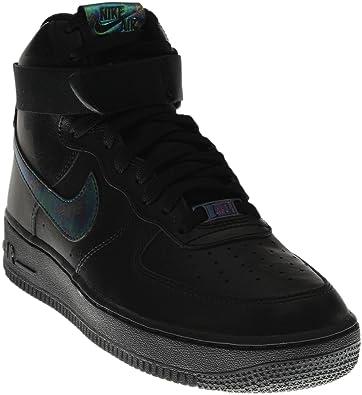Nike Hombres Air Lv8 Force 1 High '07 Lv8 Air Negro  Metallic Gold d0d178
