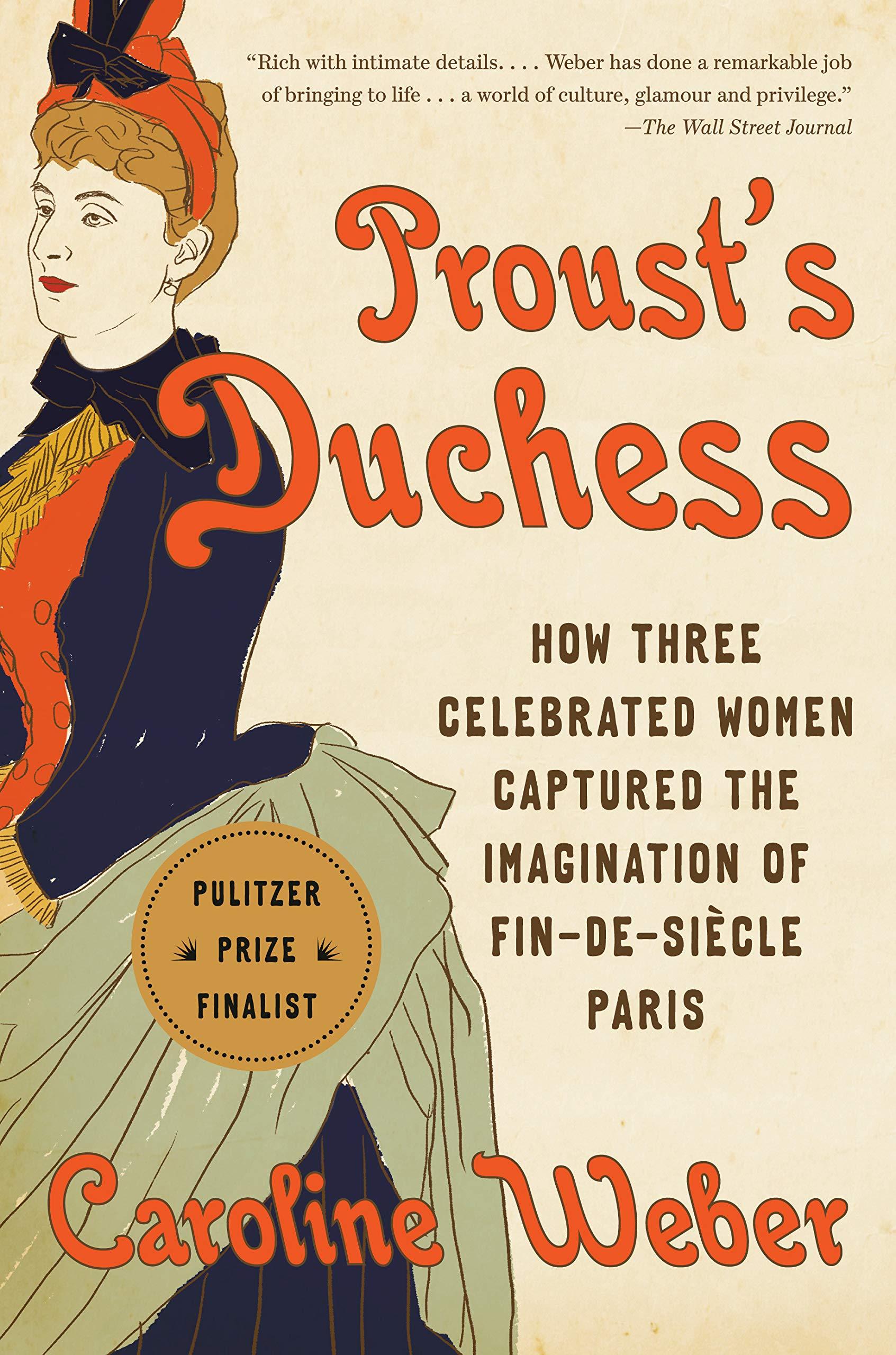 Prousts Duchess: How Three Celebrated Women Captured the Imagination of Fin-de-Siecle Paris VINTAGE: Amazon.es: Weber, Caroline: Libros en idiomas extranjeros