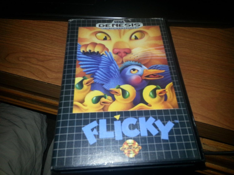 Flicky - Sega Genesis