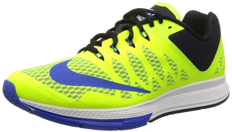 Nike Air Zoom Elite 7 - Zapatillas para Hombre 43 EU Volt/Lyon Blue-black