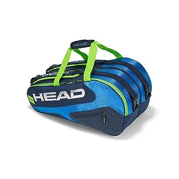 HEAD Elite Racket Bag-Black Red  Amazon.co.uk  Sports   Outdoors b8d3bc895eb68