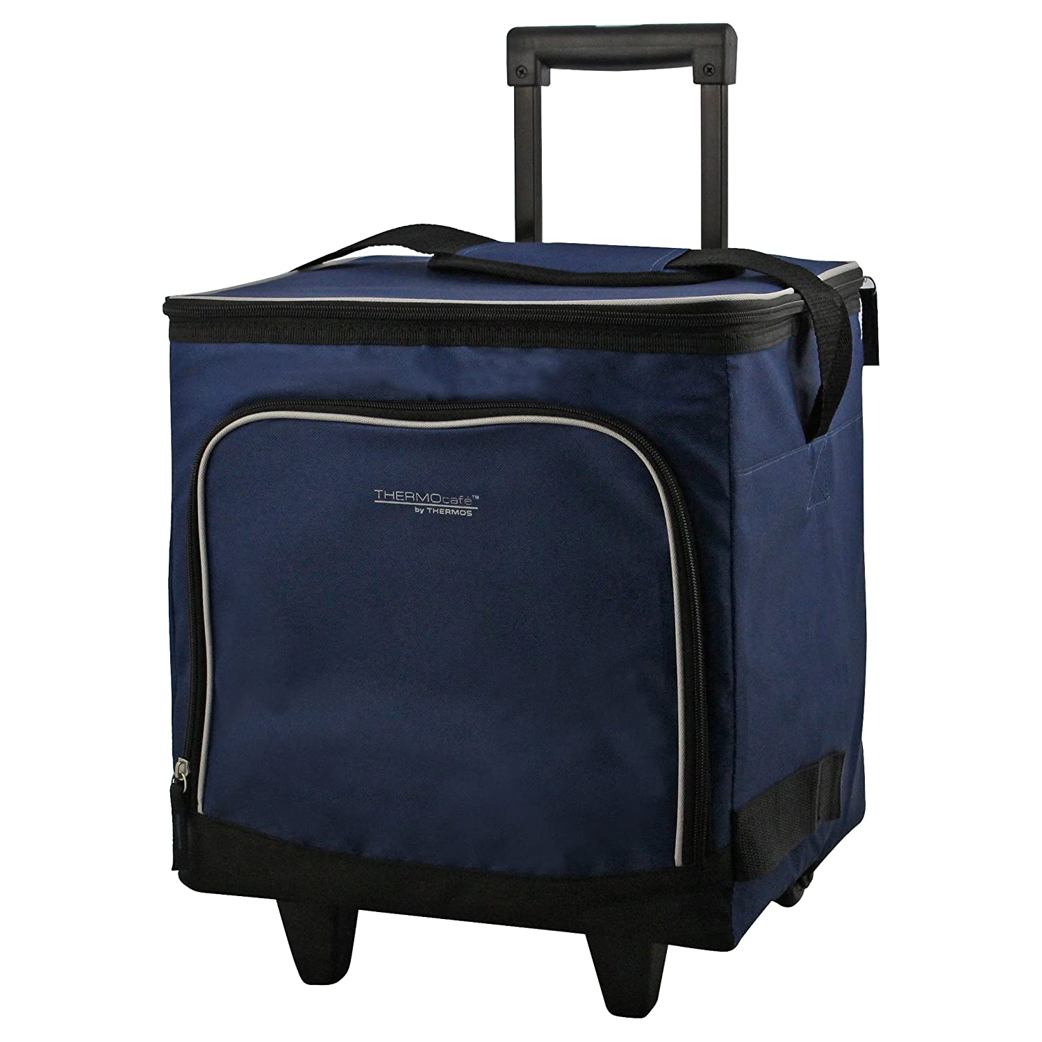 Thermos 158077 Rädern Familie Cool Bag, Navy, 28 Liter