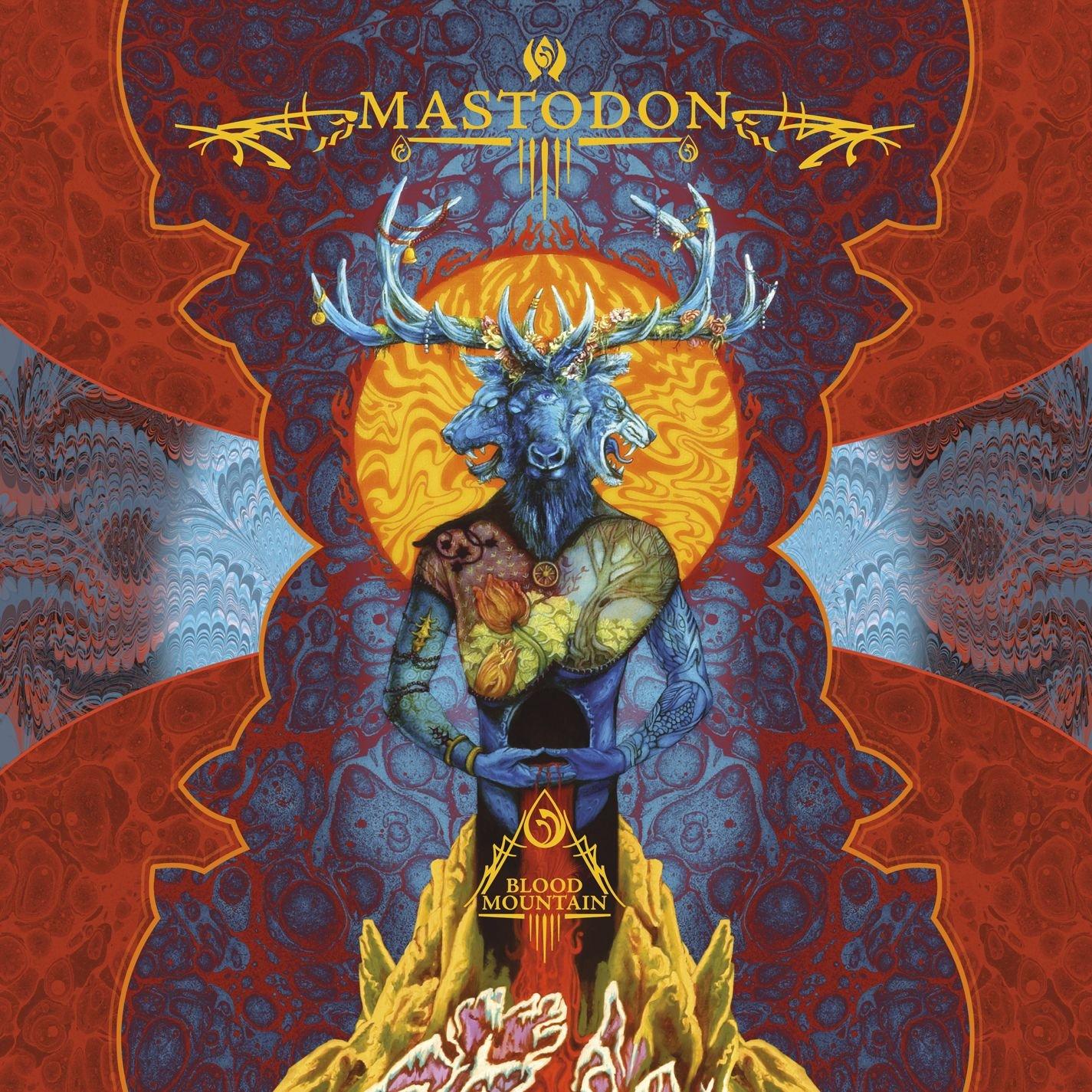 Vinilo : Mastodon - Blood Mountain (LP Vinyl)