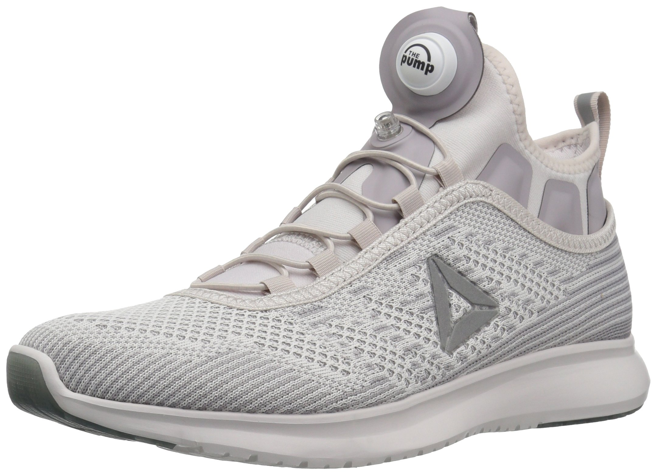 Reebok Women's Pump Plus Ultk Track Shoe, Lilac Ash/Whisper Grey/Asteroid Dust, 8.5 M US