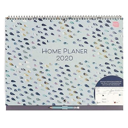 EN ALEMÁN) Boxclever Press Home Planer calendario 2020 ...