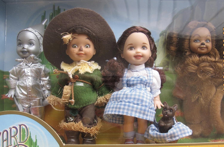 Amazon.com: Regalo Set w de muñecas Barbie Collector Edition ...