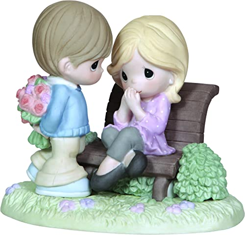Precious Moments, Thinking Of You Gifts, This Is Love , Bisque Porcelain Figurine, 124012