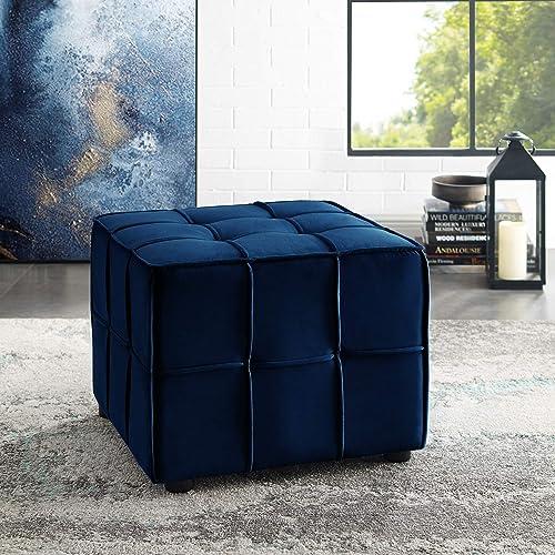 Loft Lyfe Alethea Cube Ottoman