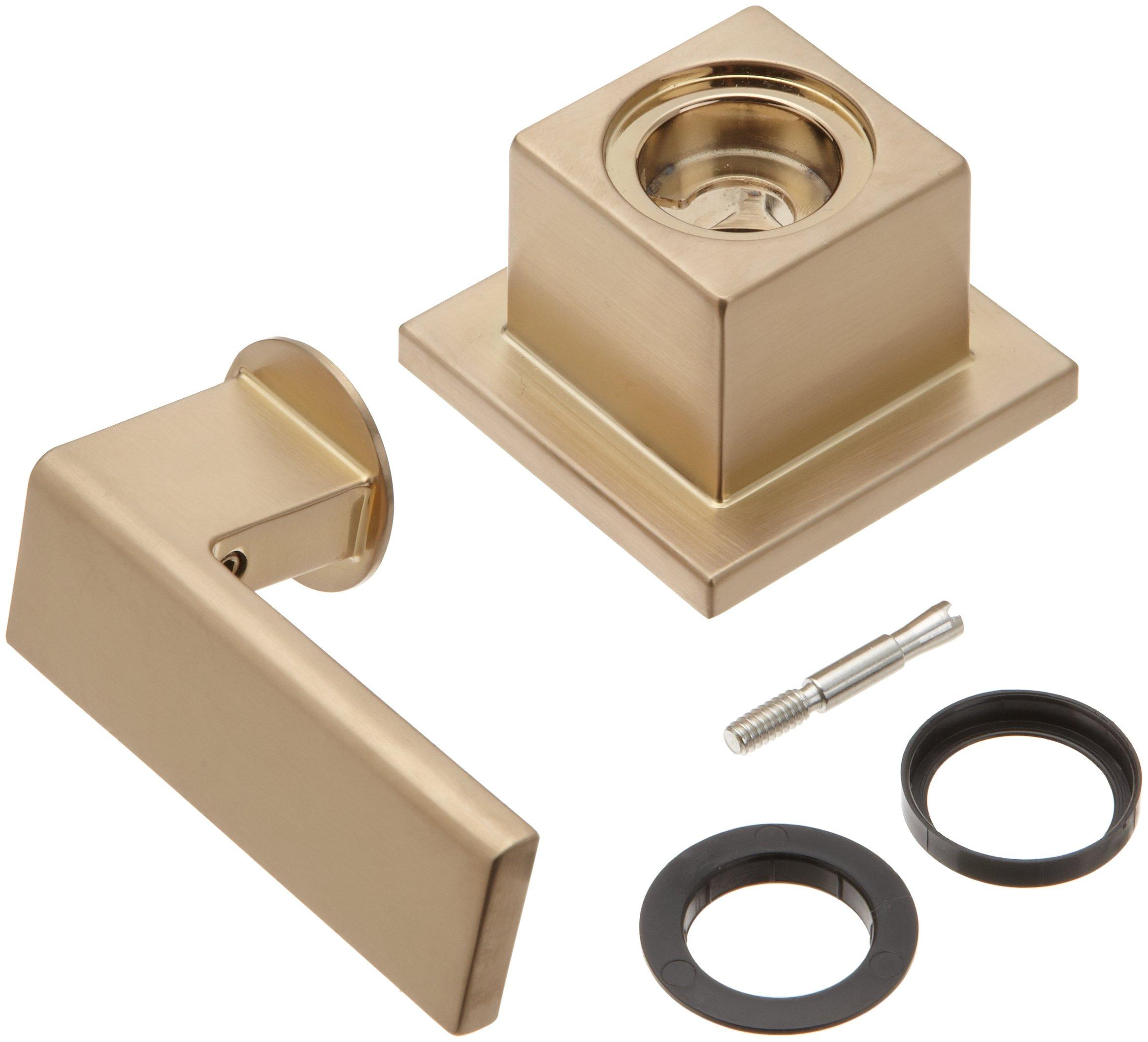 Delta Faucet RP63356CZ Vero Lever Handle Assembly, Champagne Bronze