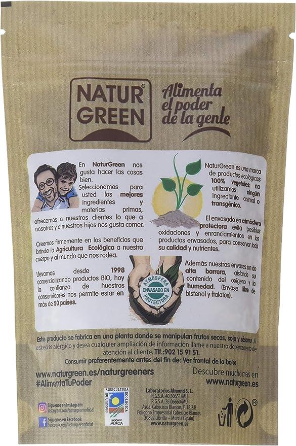 NaturGreen Mezcla Super Omega ecológica -Pack de 6 unidades de 225 ...