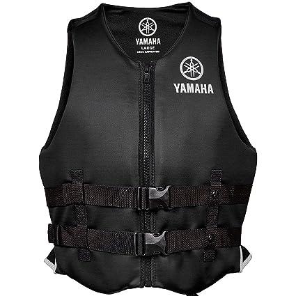 Amazon Com Yamaha 2016 Waverunner Value Neoprene Life Jacket Vest