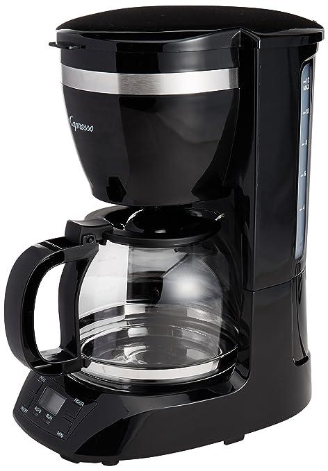 Amazon.com: capresso 424.01 12-cup Cafetera por goteo ...