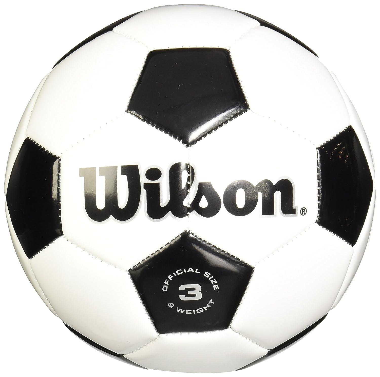 Wilson Tradicional balón de fútbol: Amazon.es: Deportes y aire libre