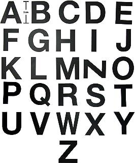 Buchstaben Aufkleber Wetterfest Einzelner Buchstabe A