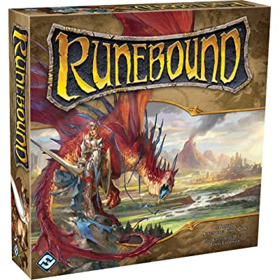 Runebound Third Edition: Toys & Games