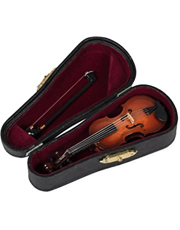 Broadway Gifts Mini Violin with Case abe32929201f6