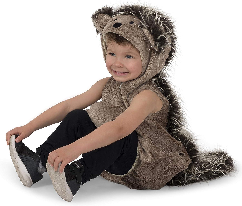 Manlee Cartoon Cute Hedgehog Unisex 100/% Cotton Childrens 3//4 Sleeves T-Shirt Top Tees 2T~5//6T