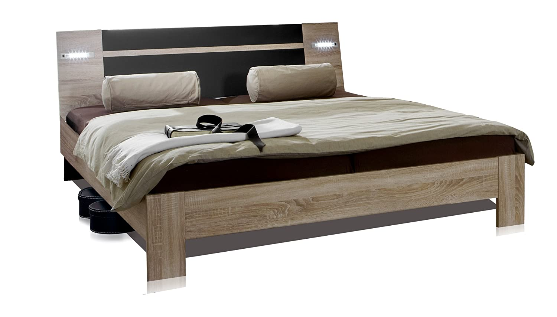 140 bett mit bett x cm weiss lila woody with 140 bett. Black Bedroom Furniture Sets. Home Design Ideas