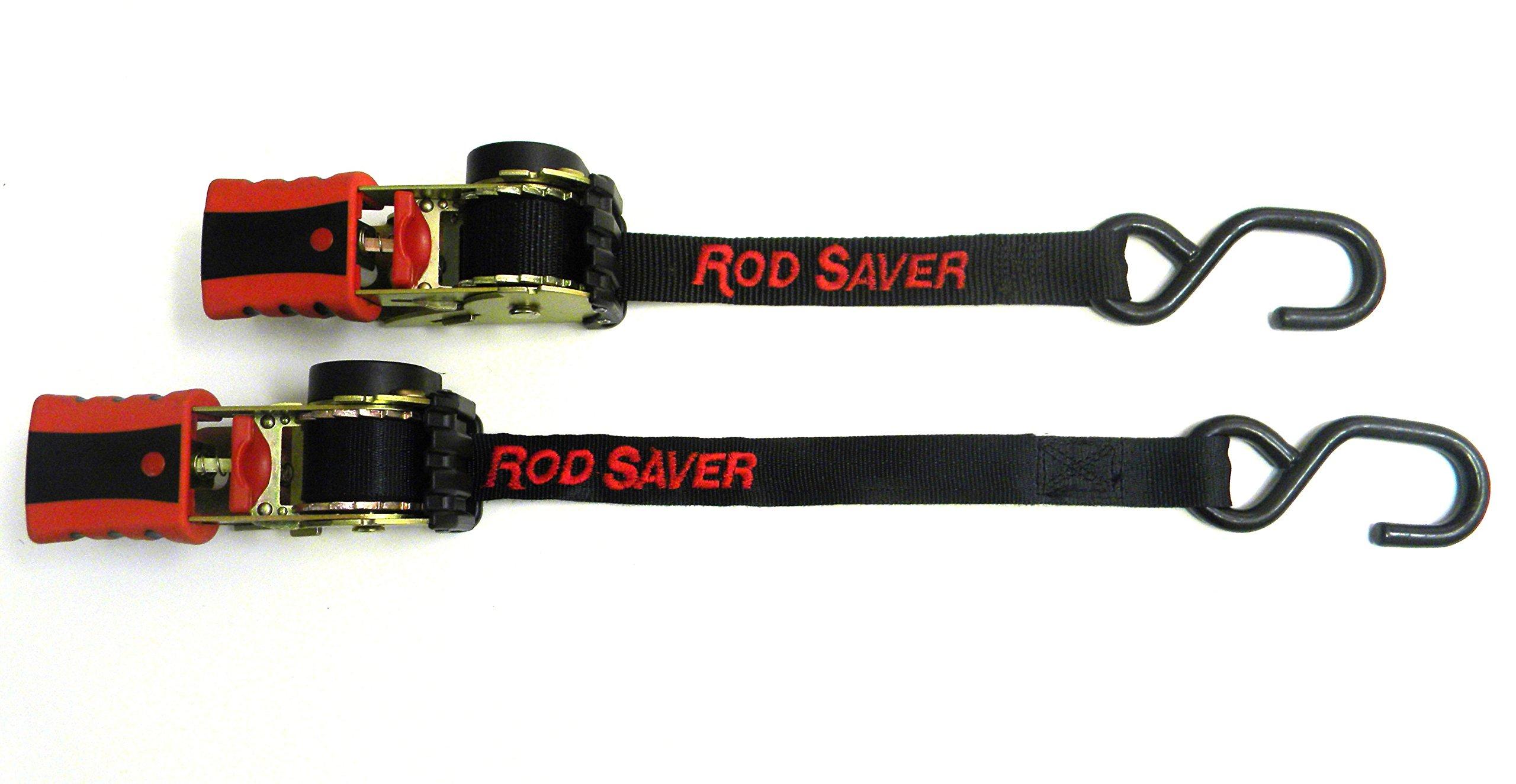 Rod Saver Mini Retractable Tie-Down