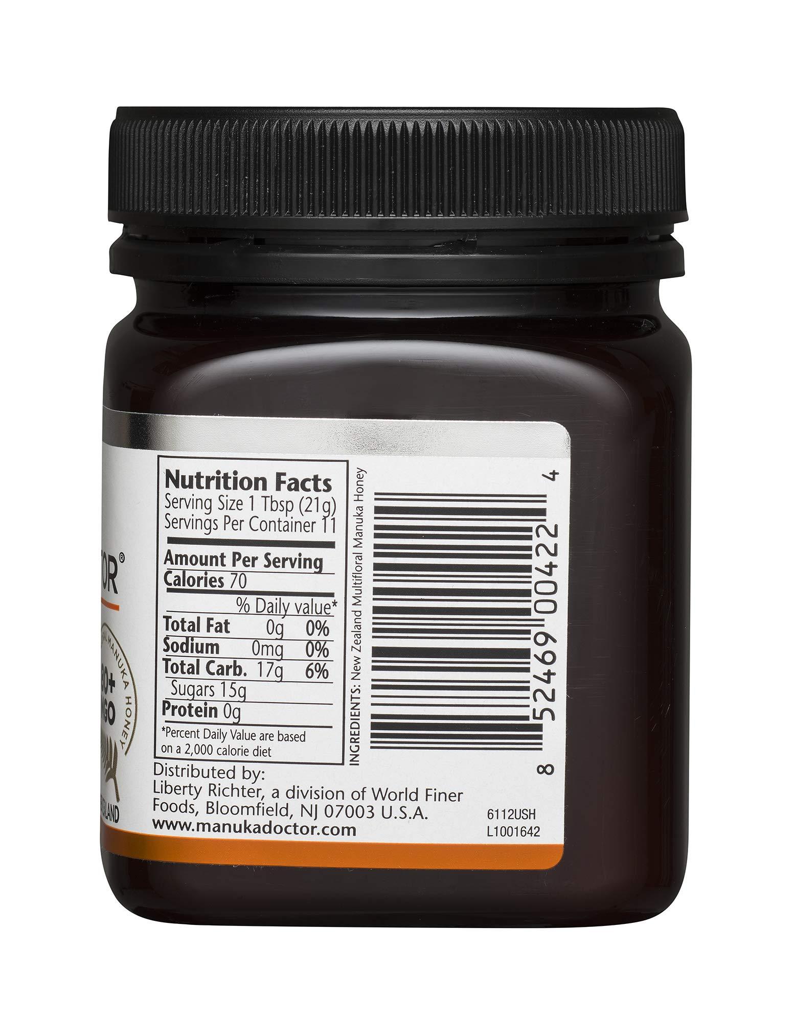 Manuka Doctor Bio Active Honey, 24 Plus, 8.75 Ounce by Manuka Doctor (Image #5)