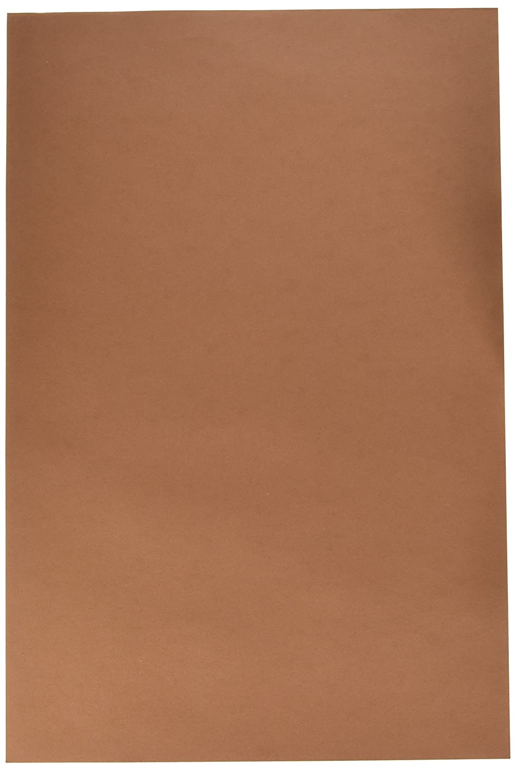 Tru-Ray Sulphite Construction Paper, 12 x 18 Inches, Warm Brown, 50 Sheets School Specialty 054138