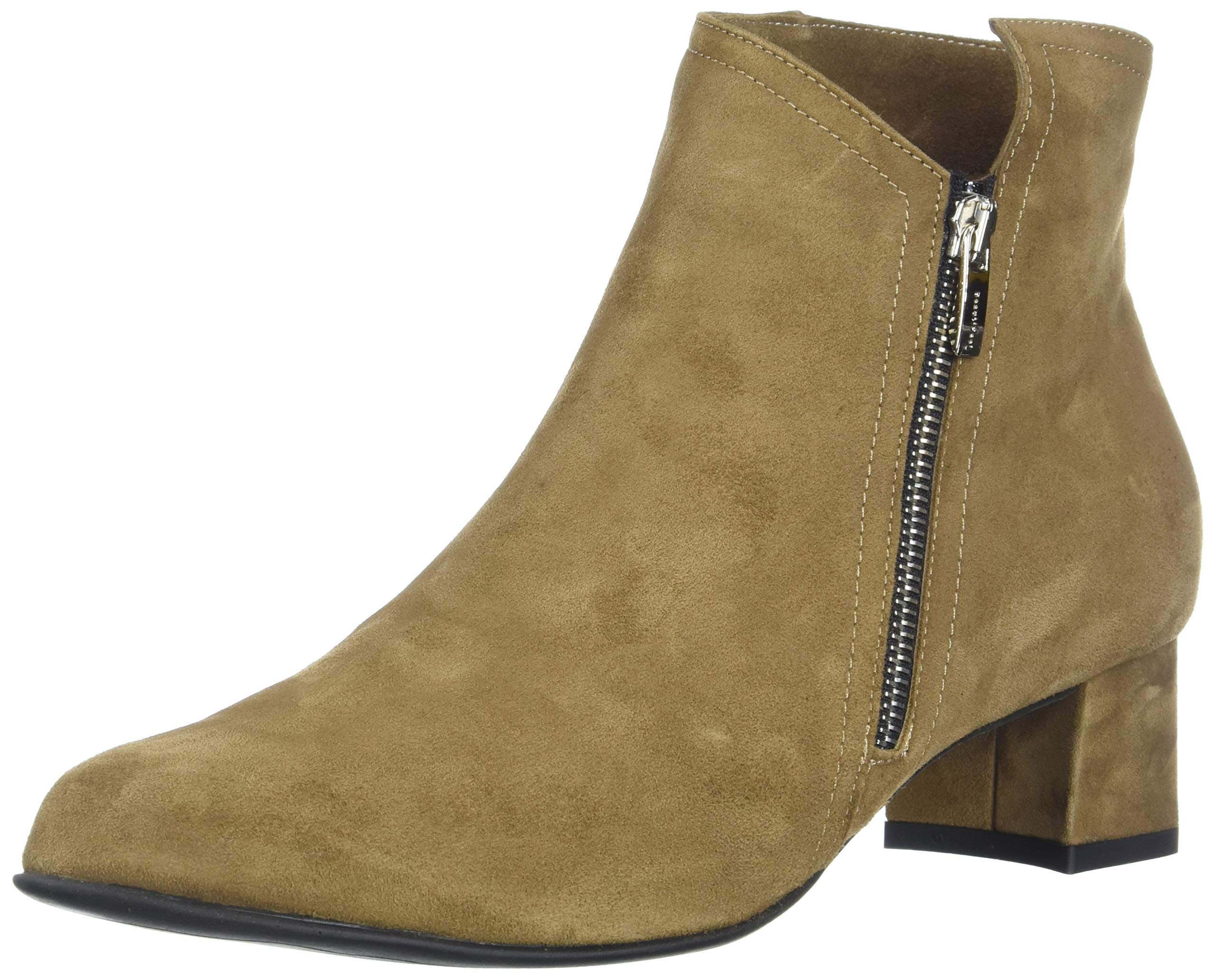 BeautiFeel Women's Alexa Fashion Boot, Cuoio Suede, 410 Medium EU (10 US) by BeautiFeel