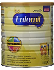 Enfamil Premium 1 - Leche infantil para lactantes bebés de 0 a 6 meses de edad - 800 grams