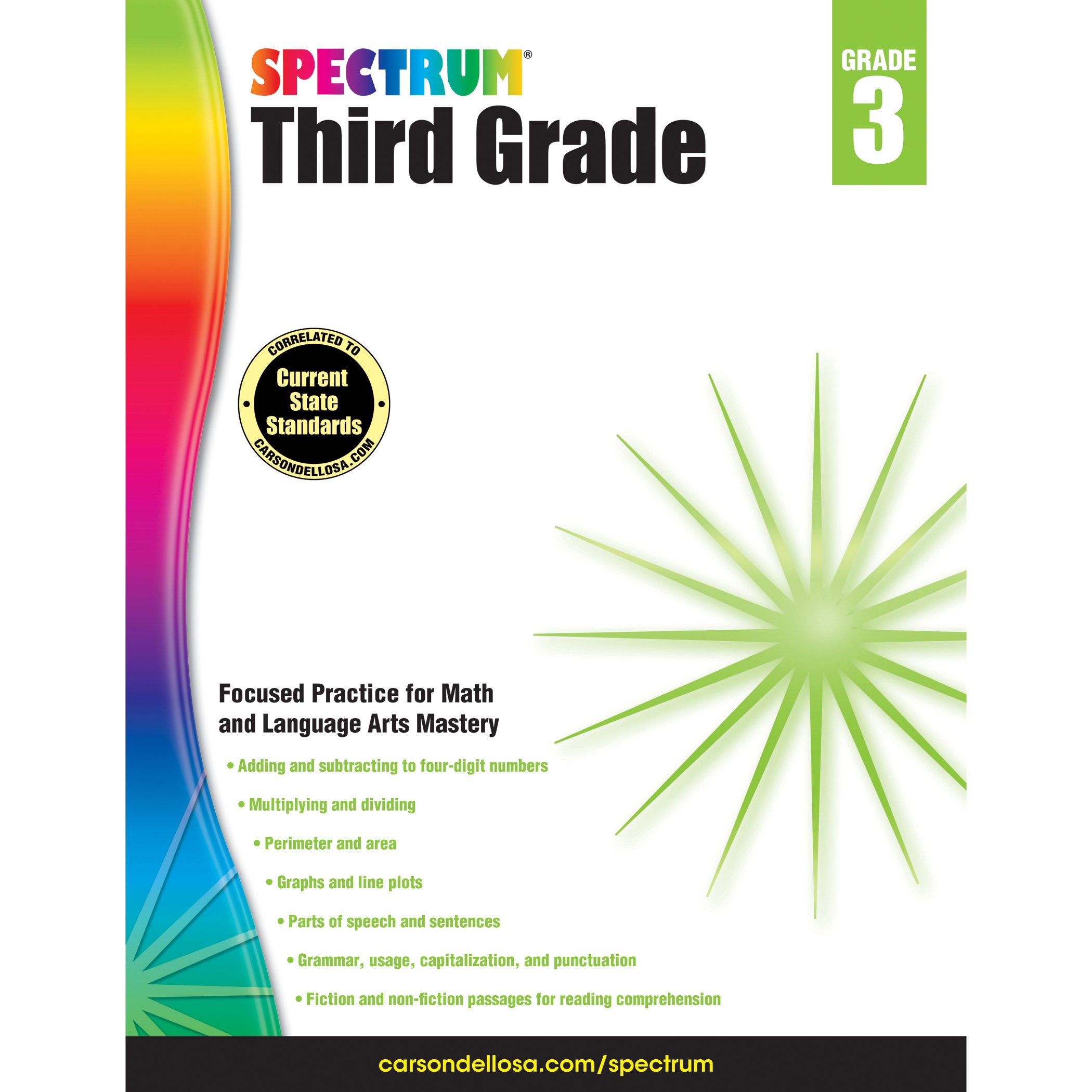 Spectrum Grade 3
