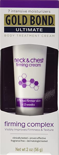 Gold Bond Ultimate Neck & Chest Firming Cream (2 Oz)