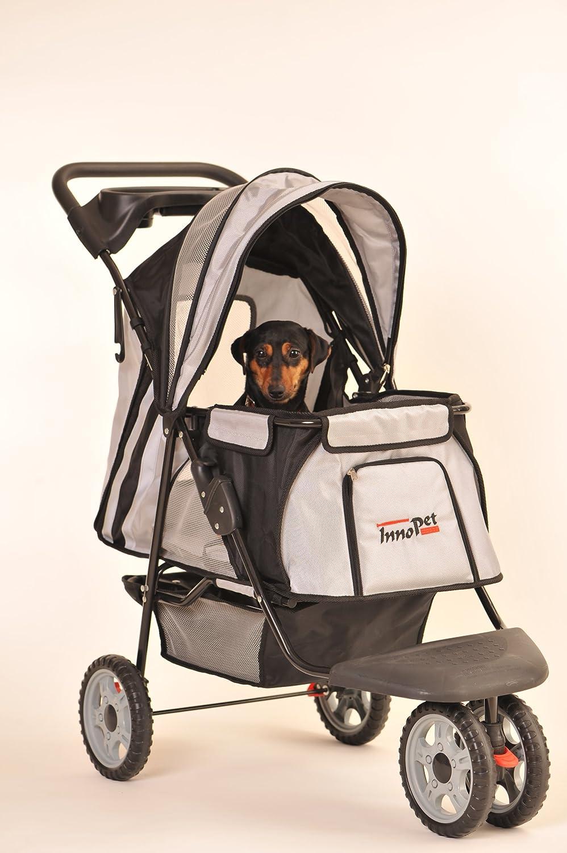 innopet hundebuggy hundewagen schwarz pet stroller all. Black Bedroom Furniture Sets. Home Design Ideas