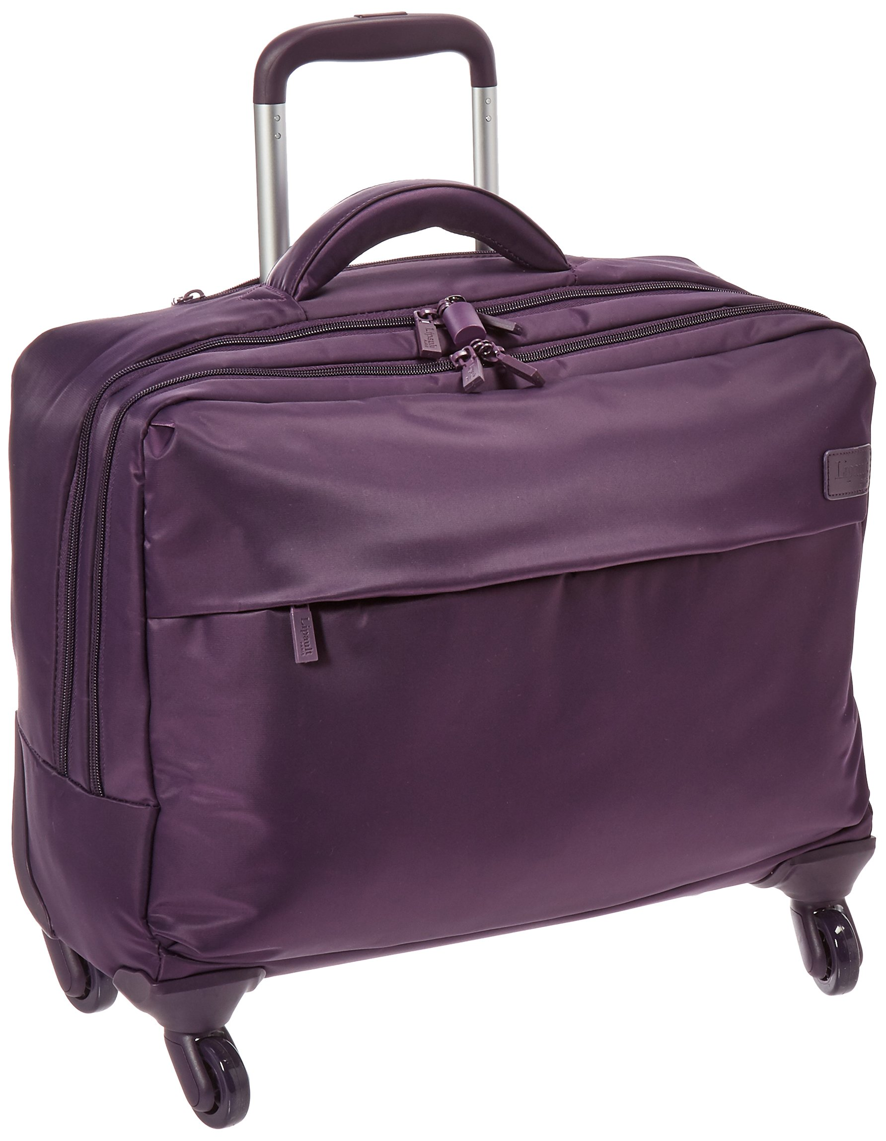 Lipault Spinner Tote 17'', Purple