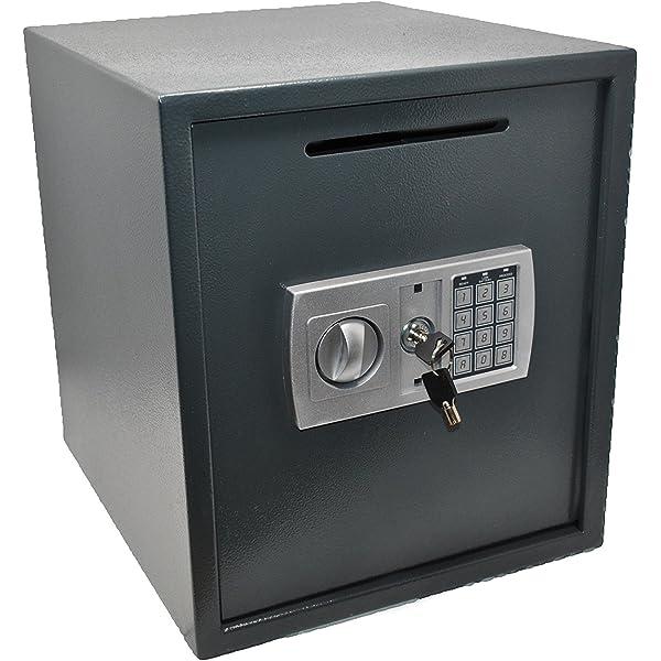 Fesa - Caja Fuerte Electrónica De Buzón con ranura 400X380X380mm ...