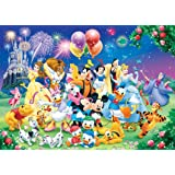 Disney Classic 87616-Nathan-Jigsaw Puzzle-1000Pieces-The Family