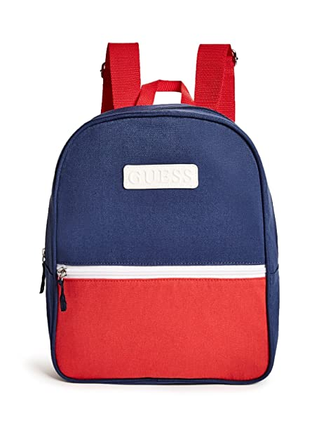 5ebd8a3b90 Guess Factory Boy s Color-Block Backpack  Amazon.ca  Clothing   Accessories
